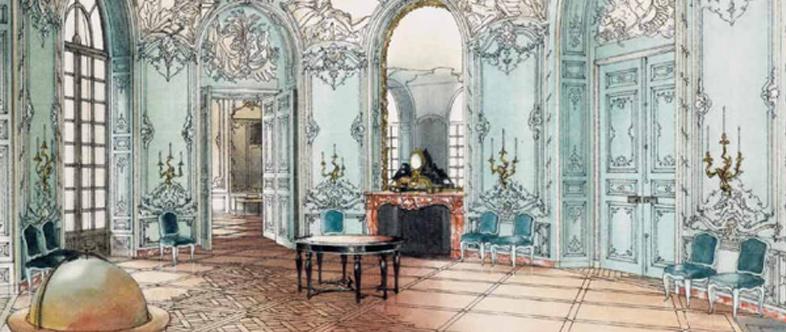 Ecole D'Art Mural De Versailles » Charles Woehrel