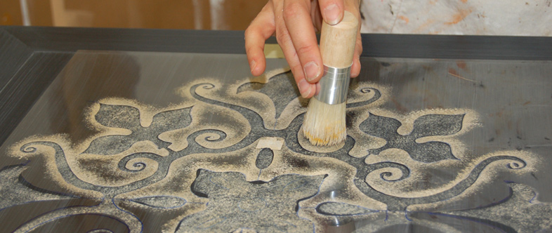 Ecole d 39 art mural de versailles disciplines enseign es for Ecole d art mural
