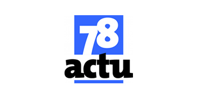 Logo 78 actu