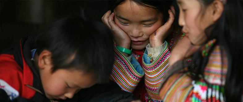 Soutien à l'UNICEF