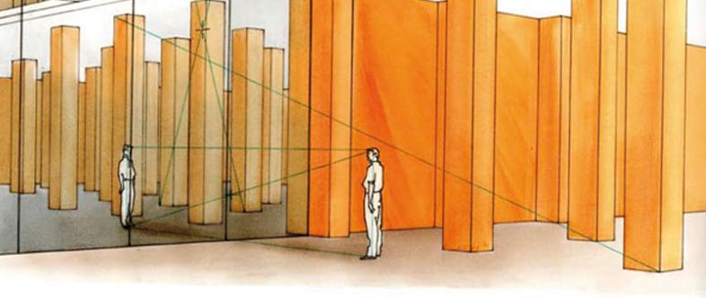 Ecole d 39 art mural de versailles charles woehrel for Vae architecte